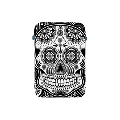 Sugar Skull Apple iPad Mini Protective Sleeve