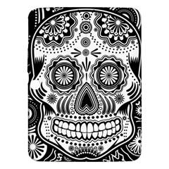 Sugar Skull Samsung Galaxy Tab 3 (10.1 ) P5200 Hardshell Case