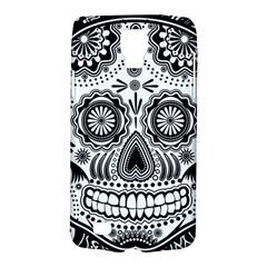 Sugar Skull Samsung Galaxy S4 Active (I9295) Hardshell Case