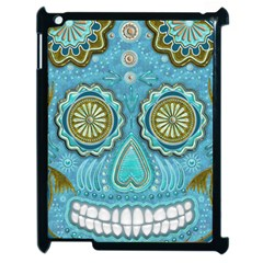 Skull Apple iPad 2 Case (Black)