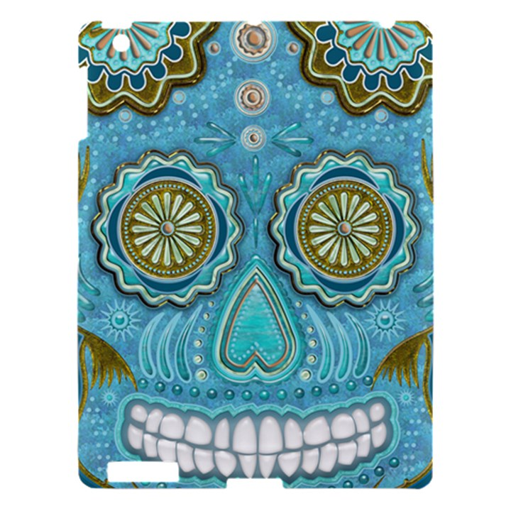 Skull Apple iPad 3/4 Hardshell Case