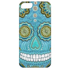 Skull Apple iPhone 5 Classic Hardshell Case