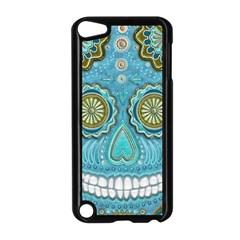 Skull Apple Ipod Touch 5 Case (black)