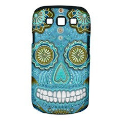 Skull Samsung Galaxy S III Classic Hardshell Case (PC+Silicone)