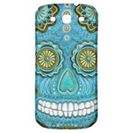 Skull Samsung Galaxy S3 S III Classic Hardshell Back Case Front
