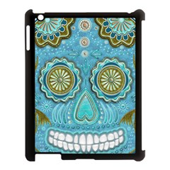 Skull Apple Ipad 3/4 Case (black)