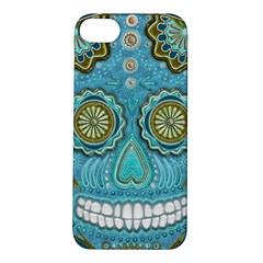 Skull Apple Iphone 5s Hardshell Case