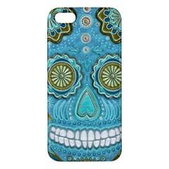 Skull Iphone 5s Premium Hardshell Case