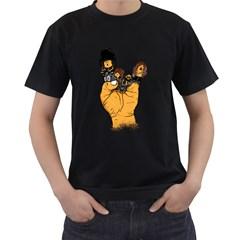 Metalism Mens' T Shirt (black)