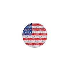 Flag 1  Mini Button