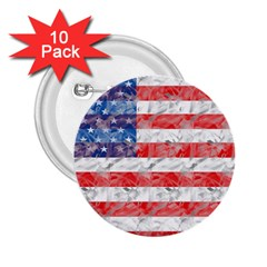 Flag 2.25  Button (10 pack)