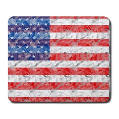 Flag Large Mouse Pad (Rectangle)