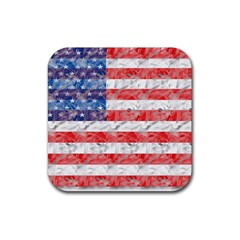 Flag Drink Coasters 4 Pack (Square)