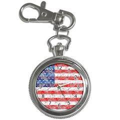 Flag Key Chain & Watch