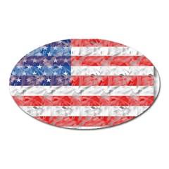 Flag Magnet (Oval)