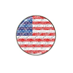 Flag Golf Ball Marker 10 Pack (for Hat Clip)