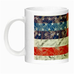 Flag Glow in the Dark Mug
