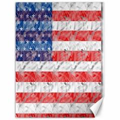 Flag Canvas 12  x 16  (Unframed)
