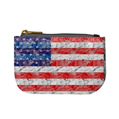 Flag Coin Change Purse