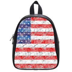 Flag School Bag (Small)