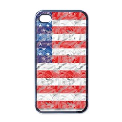 Flag Apple iPhone 4 Case (Black)