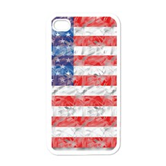 Flag Apple iPhone 4 Case (White)