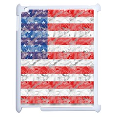 Flag Apple iPad 2 Case (White)