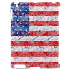 Flag Apple iPad 2 Hardshell Case (Compatible with Smart Cover)