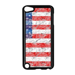 Flag Apple iPod Touch 5 Case (Black)
