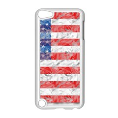 Flag Apple iPod Touch 5 Case (White)