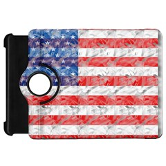 Flag Kindle Fire HD 7  (1st Gen) Flip 360 Case
