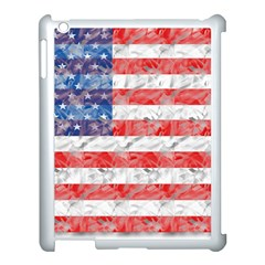 Flag Apple iPad 3/4 Case (White)