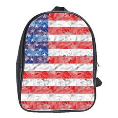 Flag School Bag (XL)