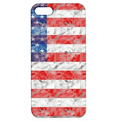 Flag Apple iPhone 5 Hardshell Case with Stand