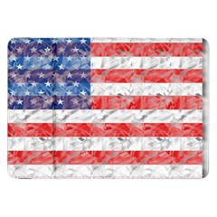 Flag Samsung Galaxy Tab 8 9  P7300 Flip Case