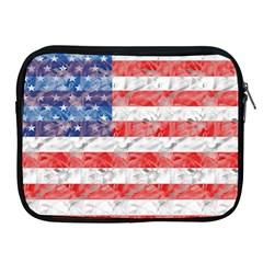Flag Apple iPad Zippered Sleeve