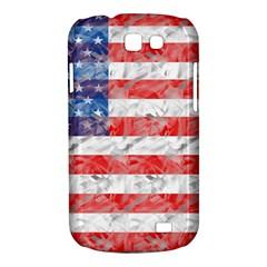 Flag Samsung Galaxy Express Hardshell Case