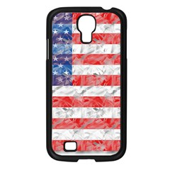 Flag Samsung Galaxy S4 I9500/ I9505 Case (Black)