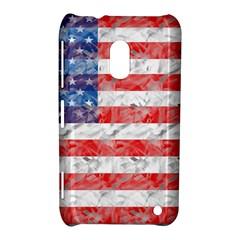 Flag Nokia Lumia 620 Hardshell Case