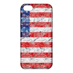 Flag Apple Iphone 5c Hardshell Case