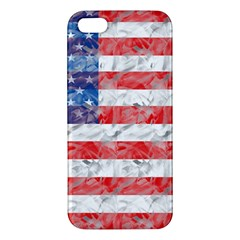 Flag iPhone 5S Premium Hardshell Case
