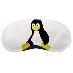 PRIMITIVE LINUX TUX PENGUIN Sleeping Mask