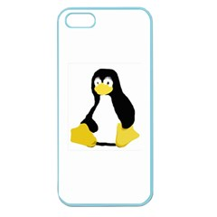 PRIMITIVE LINUX TUX PENGUIN Apple Seamless iPhone 5 Case (Color)