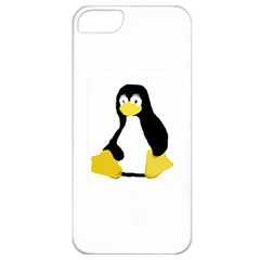 PRIMITIVE LINUX TUX PENGUIN Apple iPhone 5 Classic Hardshell Case