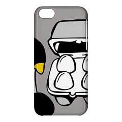 Egg Box Linux Apple iPhone 5C Hardshell Case