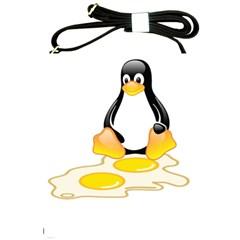 LINUX TUX PENGUIN BIRTH Shoulder Sling Bag