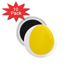 Linux Tux Penguin In The Egg 1 75  Button Magnet (10 Pack)