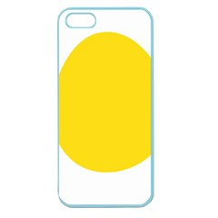 LINUX TUX PENGUIN IN THE EGG Apple Seamless iPhone 5 Case (Color)