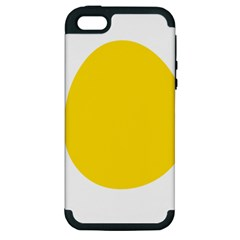 Linux Tux Penguin In The Egg Apple Iphone 5 Hardshell Case (pc+silicone)