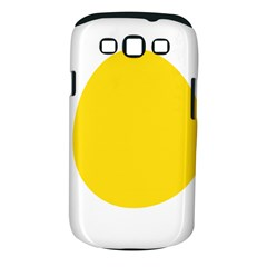 LINUX TUX PENGUIN IN THE EGG Samsung Galaxy S III Classic Hardshell Case (PC+Silicone)